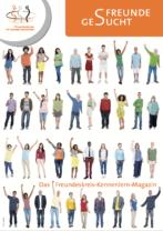"""Magazin """"Freunde gesucht""""  – Infos rund um ein bewegendes Thema"""
